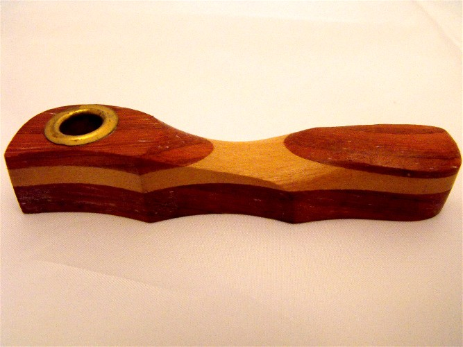 Wooden Pipe -W3