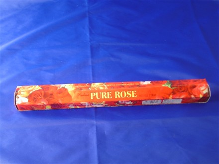 PURE ROSE INCENSE