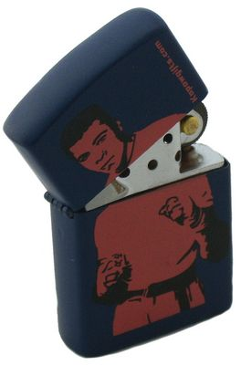 Boxing Ali lighter