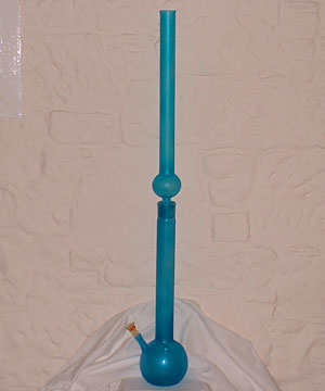Blue Giant Party Bong / 1 Meter