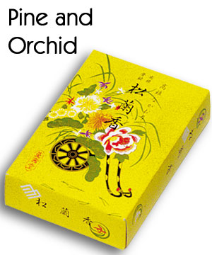 Pine & Orchid Boxed Set