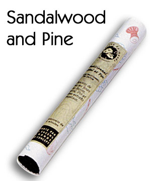 Sandalwood and Pine
